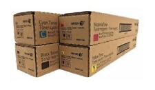 4 X TONER ORIGINALE XEROX color j75 c75 Press Digital 700/006r01375 - 006r01378