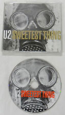 U2 The Sweetest Thing 1998 CD Single ROCK POP WAVE