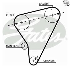 Gates Timing Belt 5023