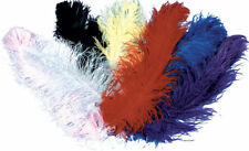 Morris Costumes Ostrich Plumes Yellow Jumbo. Bb06Yw