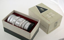 Leica Summicron M 2/90 90 90mm f2 Chrome 11123 seoom NIB NUOVO OVP no. 1817705