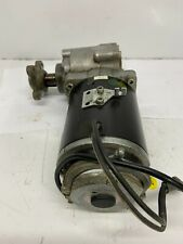 Permobil C500 Left Drive Motor & Gearbox Replacement Assembly CM808-077A 22VDC