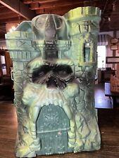 Vintage Mattel Masters of Universe Castle Greyskull Playset He-Man MotU AS-IS