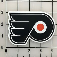 "Philadelphia Flyers NHL 4"" Wide Vinyl Decal Sticker - BOGO"