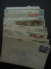 GREECE : Group of 50 mostly 1930s covers to USA.