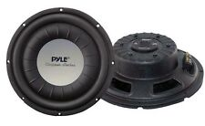 "Pyle PLWCH12D Subwoofer 12"" Shallow Mount Chopper;1200 Watt; DVC"