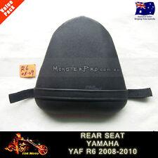 For YAMAHA Motorcycle YZF R6 2008 2009 2010 Rear Passenger Seat Pillion Cushion