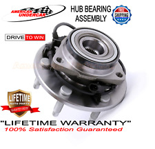 515036 Wheel Bearing and Hub Assembly Lifetime fits 6 LUG 99 - 13 Chevy GMC 4x4