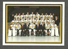 1990-91 Kraft Singles (Canada) Penguins Team Card