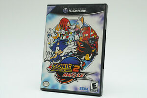 Sonic Adventure 2 Battle (Nintendo Gamecube) CIB Tested