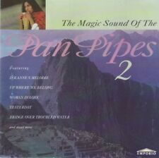 The Magic Sound of the Pan Pipes 2 - CD -