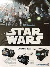 DISNEY - COSMIC BOX STAR WARS - LECLERC - Collection Publicité