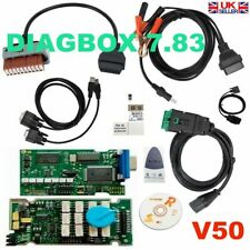 LEXIA 3 PP2000 V48 DIAGBOX 7.83 PEUGEOT CITROEN DIAGNOSTIC INTERFACE CAN BUS