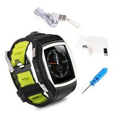 King Wear GT68 Bluetooth Smart Watch Phone 2G SIM Heart Rate Monitor GPS Compass