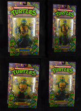 Teenage mutant ninja turtles Classics Set of 4 Action Figures 2012  (Authentic)