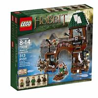LEGO The Hobbit 79016 Angriff auf Seestadt Attack on Lake Town