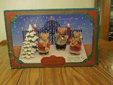 Christmas Fantasy 1996 Wonderland Bear Band Animated/Lighted/Musical