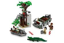 LEGO 7625 - INDIANA JONES - River Chase - 2008 - NO BOX