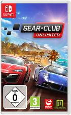 Gear Club Unlimited (Nintendo Switch, 2017)