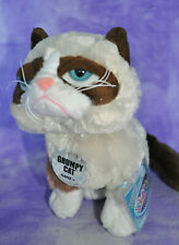 Webkinz GRUMPY CAT NWT ATTACHED SEALED UNUSED CODE ~HM800 RARE & HTF ~ FAST SHIP