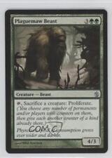 2011 Magic: the Gathering - Mirrodin Besieged #87 Plaguemaw Beast Magic Card 0a1