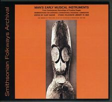 Curt D. Sachs - Man's Early Instruments / Various [New CD]