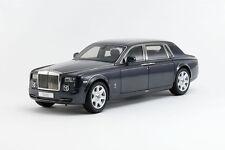 Kyosho Rolls-Royce Phantom EWB Darkest Tungsten 1/18