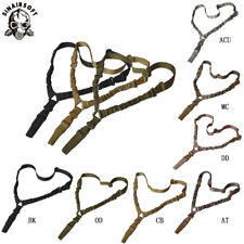 Tactical One 1 Single Point Sling Nylon Rifle Sling Strap Quick Release Buckle