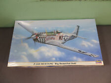 Hasegawa 1:48 P-51D Mustang Big Beautiful Doll Model Kit 09480 SEALED