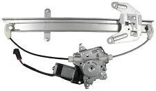 Power Window Motor and Regulator Assembly Rear Left fits 00-04 Nissan Xterra