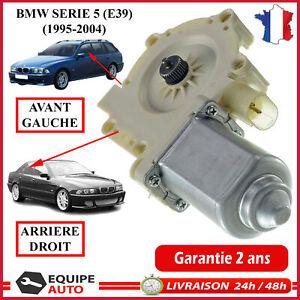 Moteur de Leve Vitre electrique Avant Gauche pour BMW Serie 5 E39
