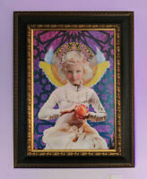 """Angel """"Annaliese"""" Framed and Signed by artist, S. Randy Larson ● Canvas Print"""