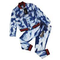 NEW DIESEL Kids RRP £320 AGE 12 YR Designer Jeans Jacket Set Pants Trousers B104