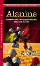ALANINE DIETARY SOURCES (Protein Biochemistry, Synthesis, Structure and Cellular