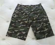 LR Scoop Men's Modern Fit Camo Cargo Shorts Size 44 Camouflage Guy Camos
