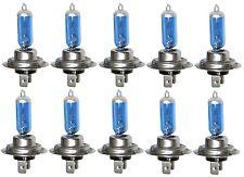 Lot de 10 Ampoules H7 24V 70W à Effet Xénon pour camion poids lourd
