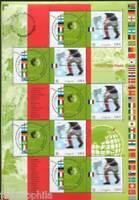 Bloc n° 49 Champions du monde de foot 2002 NEUF ** LUXE