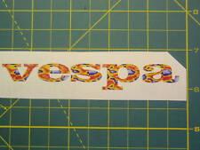 VESPA Piaggio Multi-Colour script Pegatina GS, PX, GL, LML
