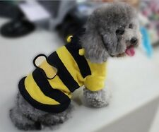 Cute Kawaii Dog Cat Bumble Bee Costume Clothing Outfit  UK All Sizes Fun