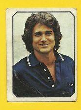 Michael Landon Little House Vintage 1976 TV Film Movie Star Card from Spain
