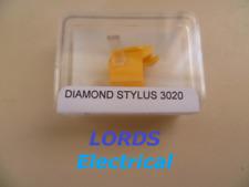 Reemplazo Stylus giradiscos piezas para Jvc DT60 Trio N78 (3020)