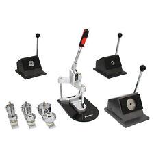 Pressa Spille, 3 Macchine Taglia Spille, Stampi & Teste per Personalizzazione