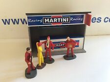 1:32 Scale Slotcar - Martini Racing Pit Building Ninco Scalextric Carrera SCX