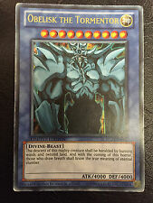 Obelisk the Tormentor FOIL Limited Edition Yu-Gi-Oh!