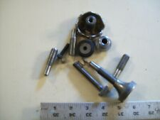 """Assorted Alloy & Steel  Parts from Vintage Sears Companion 4"""" Jointer  #103-0501"""
