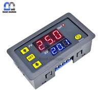 12V Cycle Timer Delay Dual Display Relay Module 0-999 hours