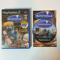 Ratatouille PS2 Good PlayStation 2 Video Game with manual and free uk postage