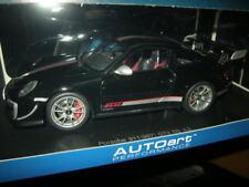 1:18 Autoart Porsche 911 Typ 997 GT3 RS 4.0 Gloss Black/Schwarz Nr. 78146 OVP