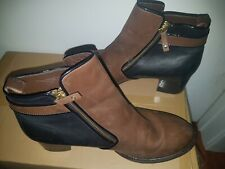 Womens Lacoste leather boots 41