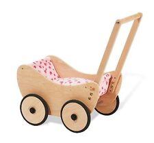 Kinder Pinolino Puppenwagen Trixi Komplett Babypuppen Puppen Spielzeug NEU